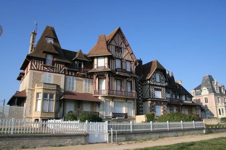 Villa de la cote de Nacre à découvrir pendant vos vacances en Normandie www.martinaa.fr