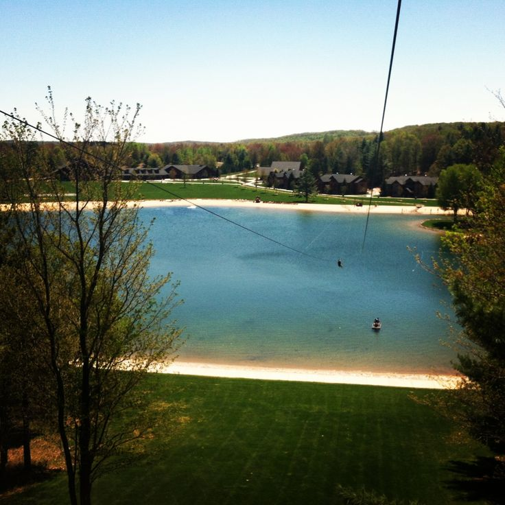Timber Wolf Lake - A Young Life Camp