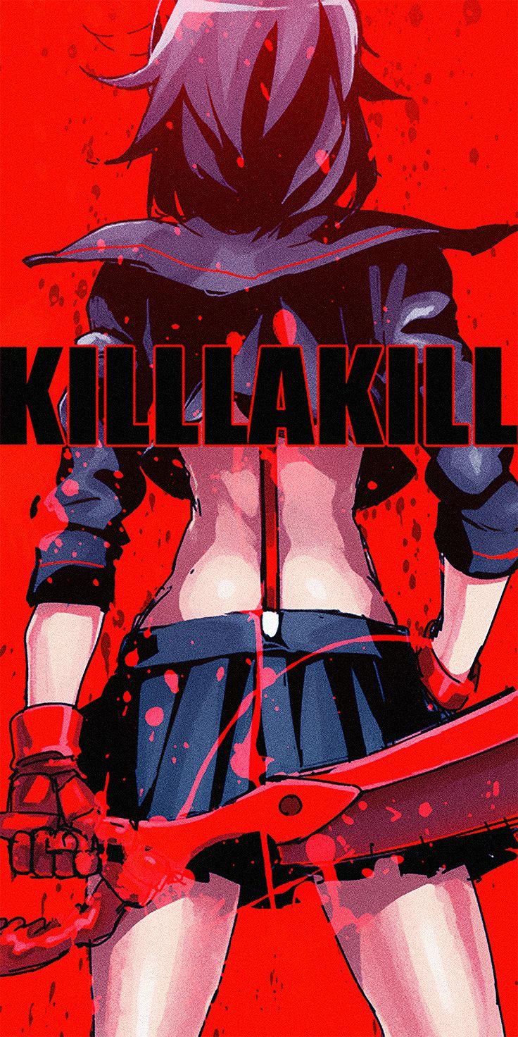 Kill la Kill, Ryuuko, by 巖本英利