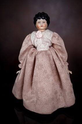 Gids voor Antieke poppen met China Heads