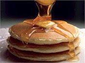Le migliori Ricette Americane: Ricetta Pancakes - Frittelle Americane