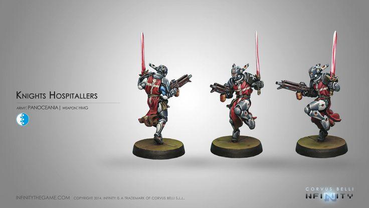 Knights Hospitallers (HMG)