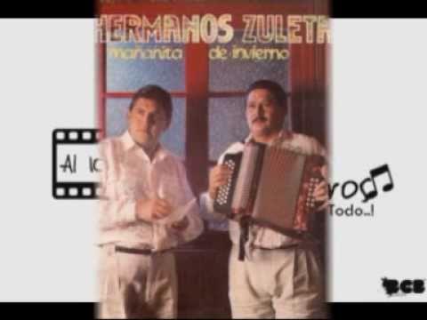 Los Cambios Del Tiempo - Hermanos Zuleta - cancion incluida en el album Mañanitas De Invierno