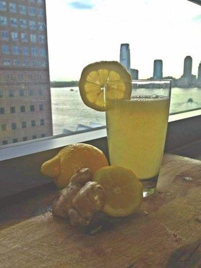 Het originele recept van deze limonade bevat véél suiker, en daar ben ik geen fan van. Daarom vind je hieronder het gezonder recept met agavesiroop.