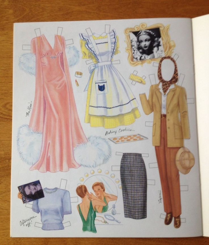 1000+ Images About Paperdolls On Pinterest