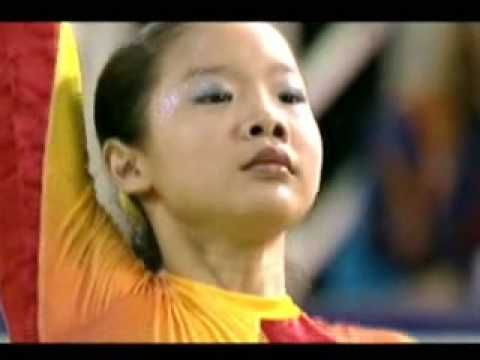 "The ""history"" of Gymnastics Salutes"