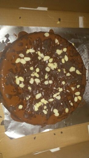 Chocolate e amêndoa
