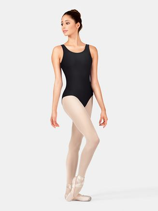 88c989892 Adult Scoop Tank Dance Leotard in 2018