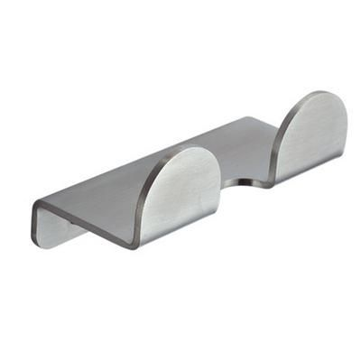 inoxia loft collection inoxia loft series stainless steel double hook home depot canada