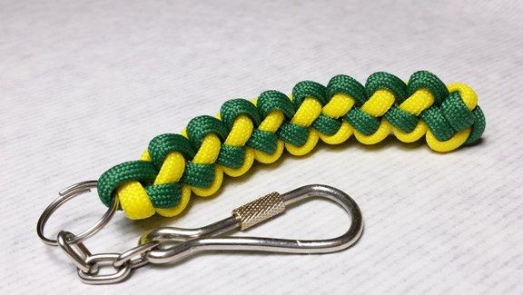 25 Diy Paracord Keychain Ideas With Instructions Paracord Zipper