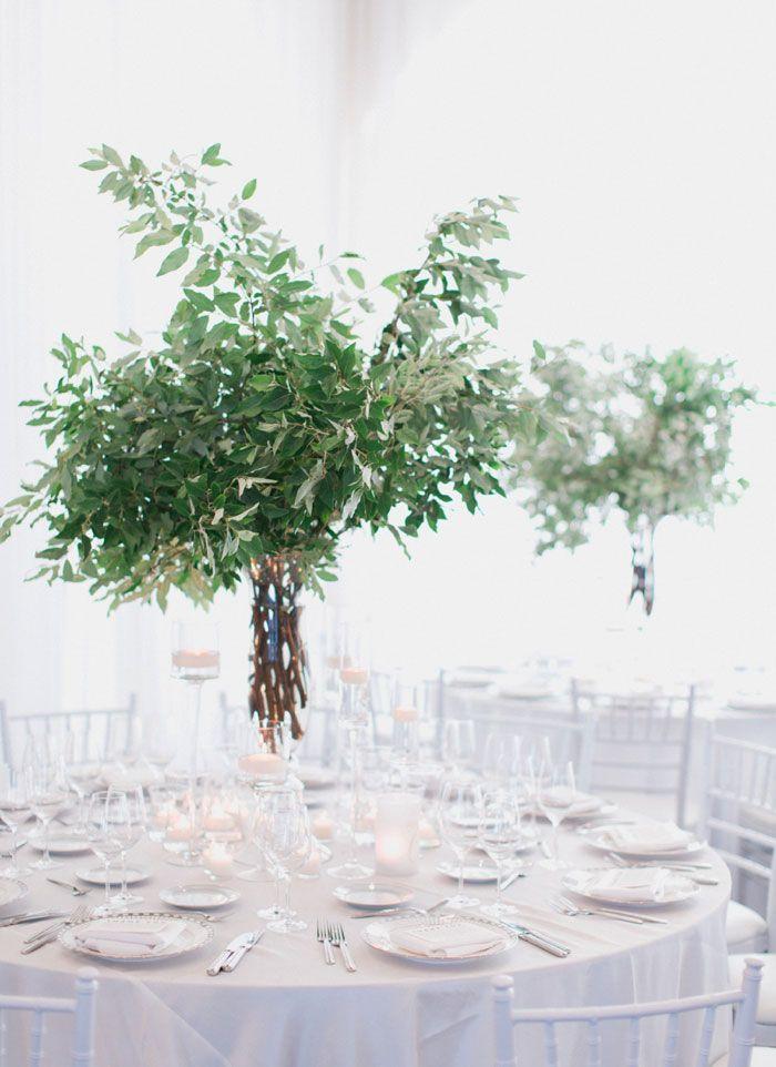 Ideas about greenery centerpiece on pinterest fine