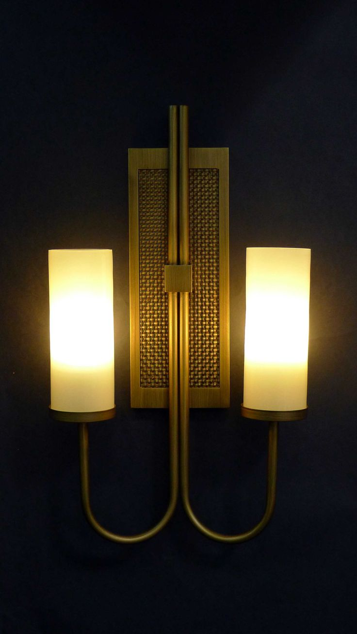 92 best fixture type wall sconces images on pinterest wall ada wall sconce hand finished bronze textured backplate double arm light amipublicfo Choice Image