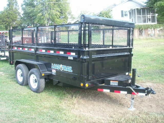 Garden Dump Trailer Hydraulic : Best images about trailers for sale on pinterest