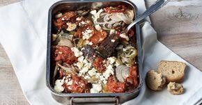 Ένα από τα πιο νόστιμα καλοκαιρινά πιάτα. Μαγειρέψτε το όσο ακόμα έχουμε μπόλικα λαχανικά εποχής.