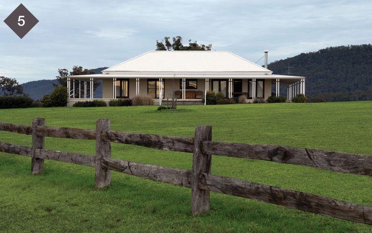 Traditional Australian Farmhouse Designs