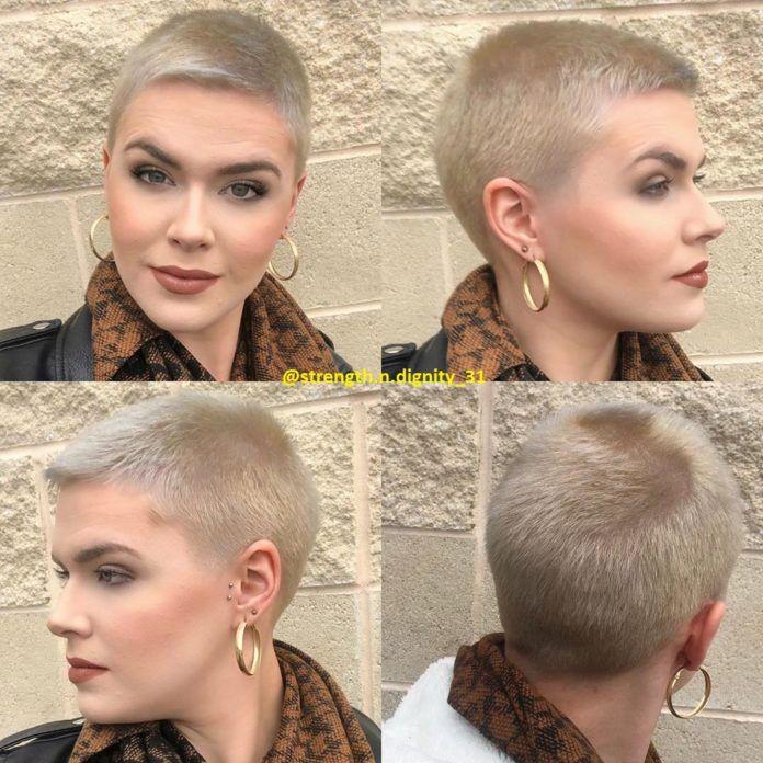 Sehr Kurzer Haarschnitt 3 Frisuren Stil Haar Kurze Und Lange Frisuren Haarschnitt Kurz Haarschnitt Kurzhaarfrisuren
