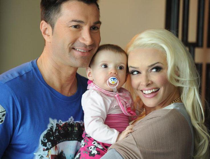 Stolze Eltern der kleinen Sophia sind Daniela Katzenberger und Lucas Cordalis schon.