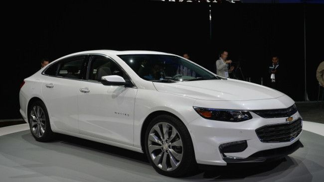 2016 Chevrolet Malibu Price Review
