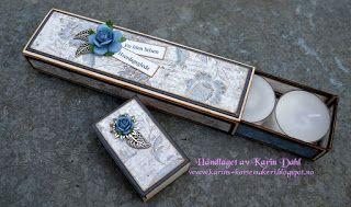 Karins-kortemakeri: Gi bort gave