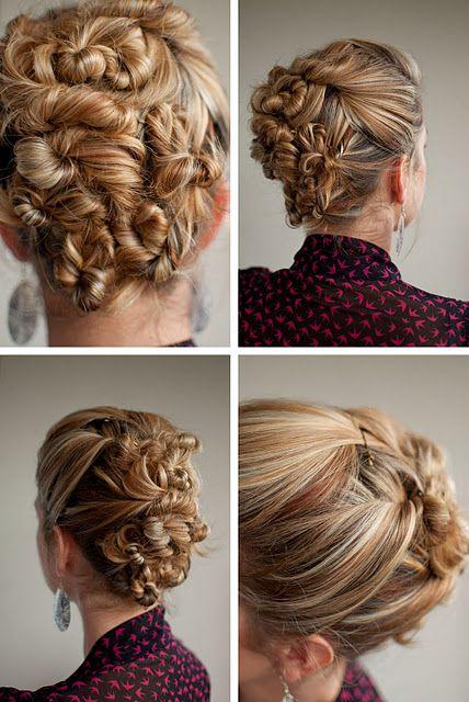Classy....just with easy twisting!Hair Ideas, Wedding Hair, Hair Colors, Hair Tutorials, Long Hairstyles, Diy Tutorials, Girls Hairstyles, Hair Style, Hair Romances
