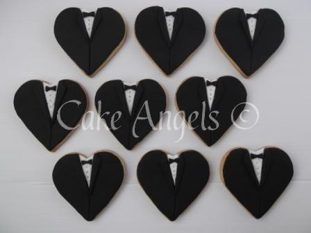 Groom Cookies