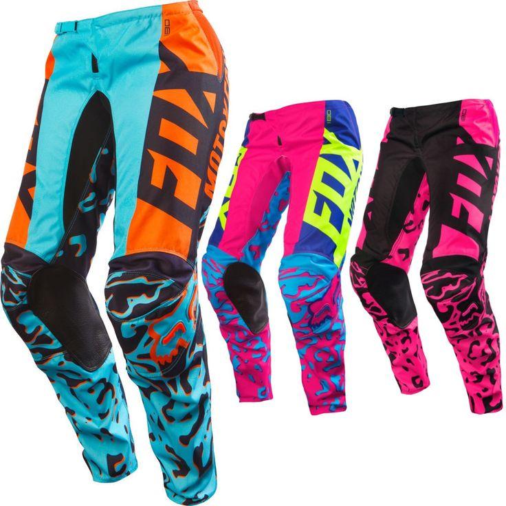Fox Racing 180 Womens Off Road Dirt Bike Racing Motocross Pants