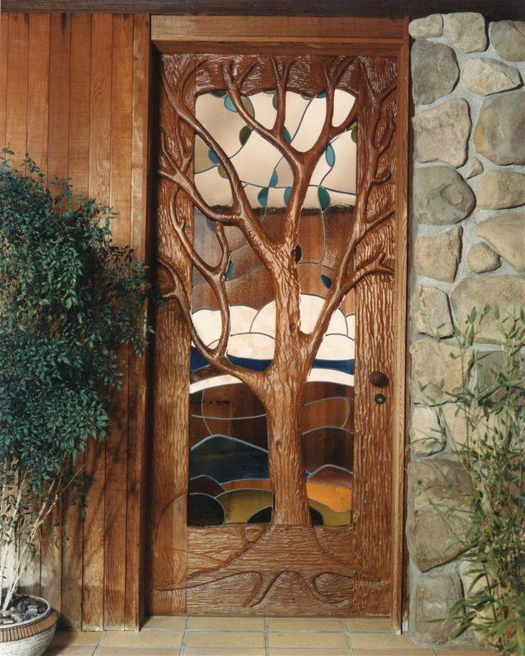 Front Door Entry Ideas: Best 25+ Unique Front Doors Ideas On Pinterest