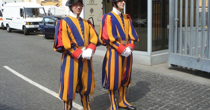 A Guarda Suíça do Vaticano
