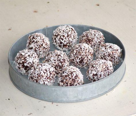 LCHF chokladbollar!