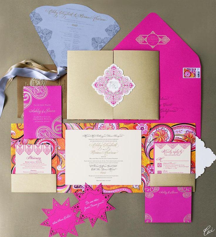 Matchy Matchy Letterpress Invite And Handmade Envelope: 258 Best Wedding Invitations Images On Pinterest