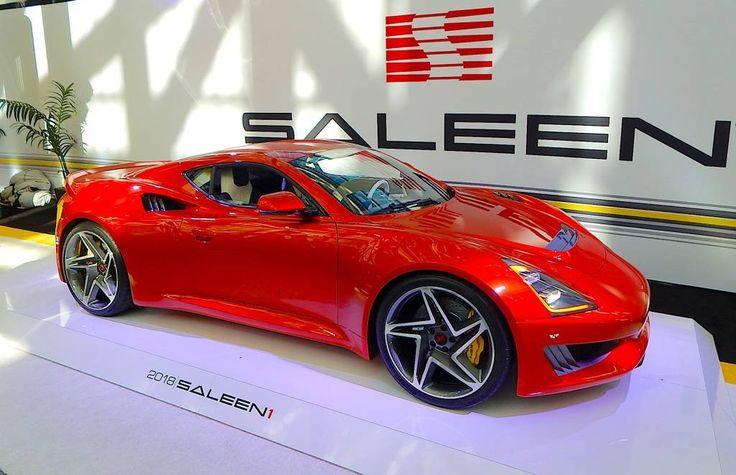 2018 Saleen S1 Is A 180MPH, 100K CarbonFiber Supercar