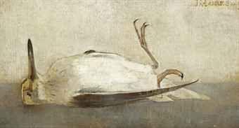JAN MANKES (1889-1920) DOOD SNIPJE