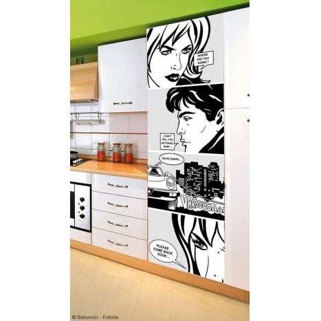 les 84 meilleures images du tableau bande dessin e comics sur pinterest creative adh sif et. Black Bedroom Furniture Sets. Home Design Ideas