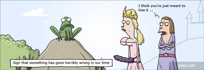 Modern princess ;)