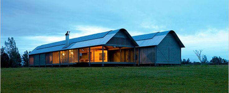 L'architettura sostenibile è l'unica possibile: parola di Glenn Murcutt