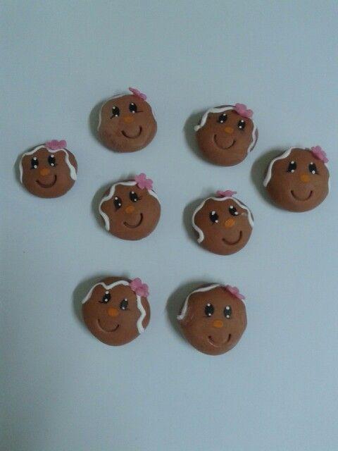 caras de galletitas