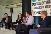 SEAT London panel moderated by Sean Callanan