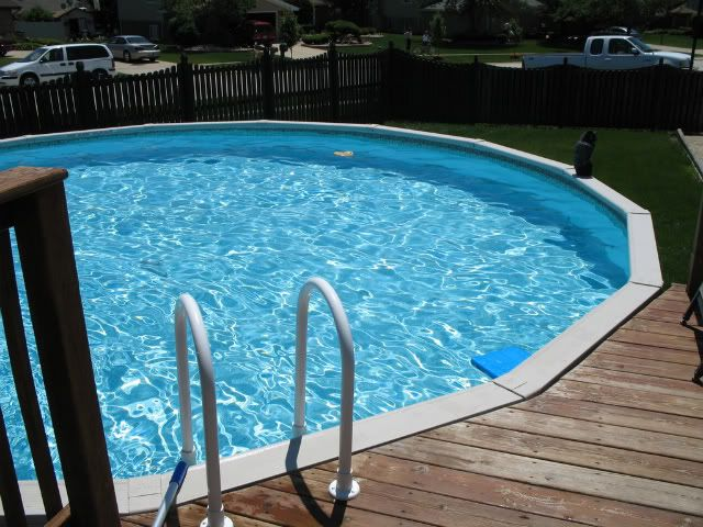 36 best images about pool decks on pinterest best style - Above ground swimming pools orlando florida ...