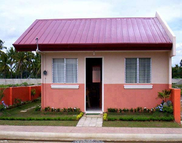 25 Tiny Beautiful House Very Small House Small House Design Plans Philippines House Design Beautiful Small Homes