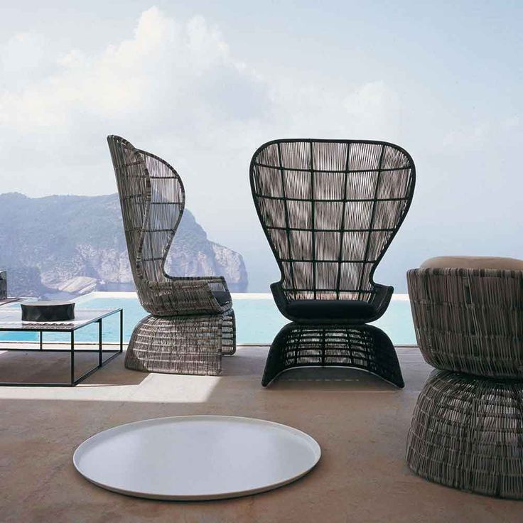 Outdoor lounge chair - outdoor furniture in Dubai, UAE | B ...