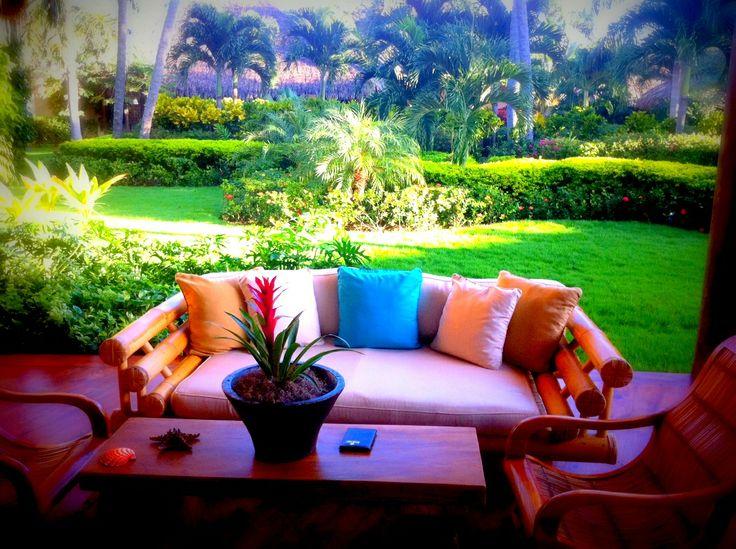 Beautiful gardens and grounds