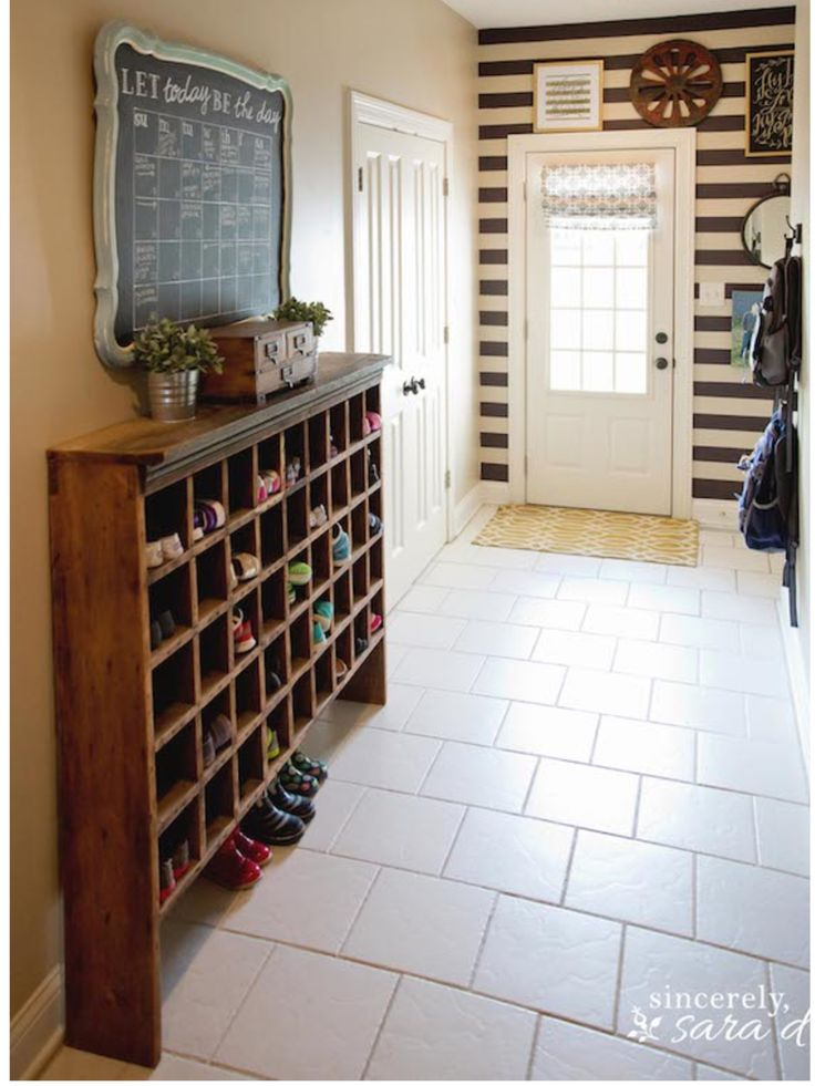 para zapatos orden pinterest storage doors and shoe cubby. Black Bedroom Furniture Sets. Home Design Ideas