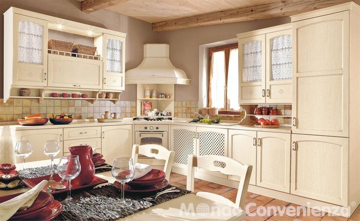 Cucine - Classico - Contea - Mondo Convenienza - La nostra forza è - landhauskchen mediterran