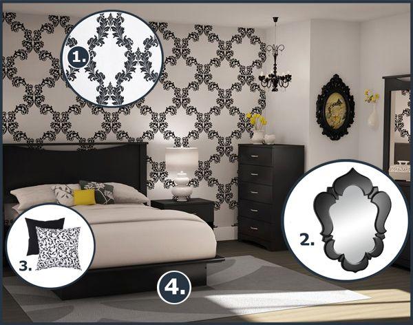 Victorian White Bedroom Furniture : Modern bedroom furniture neo victorian style