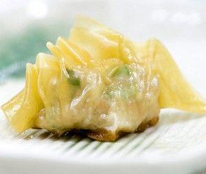 Gebakken en gestoomde dumpling