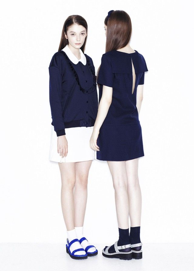 Margarin Fingers SS14 featured in #WeAreSelecters #Magazine