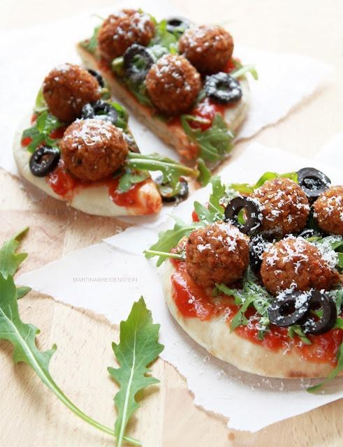 .: spicy vegetarian meatballs ♡ almôndegas vegetarianas picantes :.