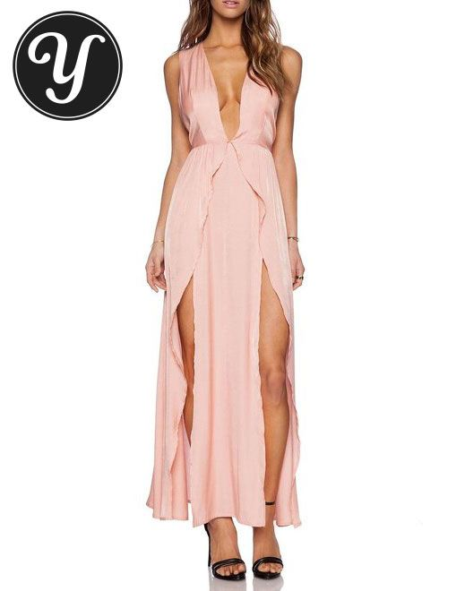 THE JETSET DIARIES Wavelength Dress To see more: http://yurn.it/profile/yurnit1/board/emmy-inspired-gowns/?t=149160