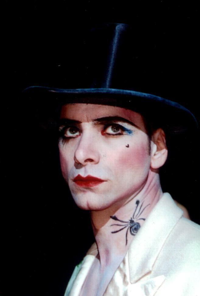 John Stamos as the Emcee. See CABARET live on stage with Music Circus at the Wells Fargo Pavilion JULY 26-31, 2016. TICKETS: http://www.californiamusicaltheatre.com/events/cabaret-2016/