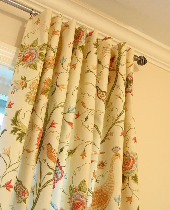 and country drapes style p can curtains room decorate floral in your big
